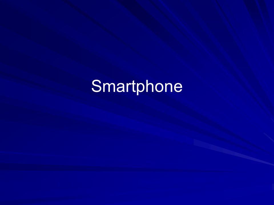 Smartphone Inleiding onderwerp smartphone