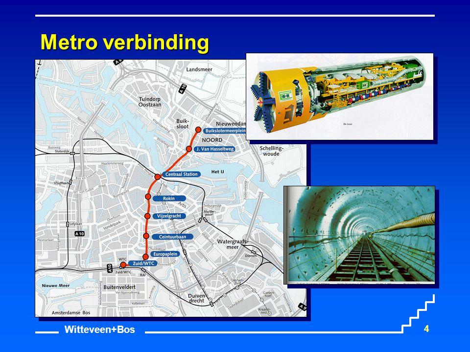 Metro verbinding