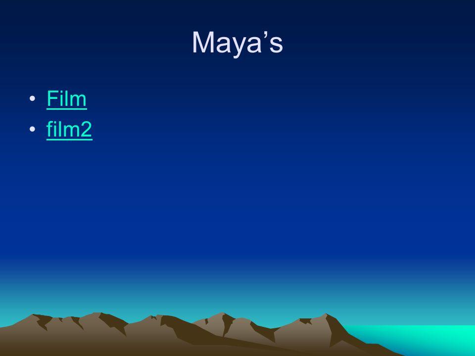 Maya's Film film2