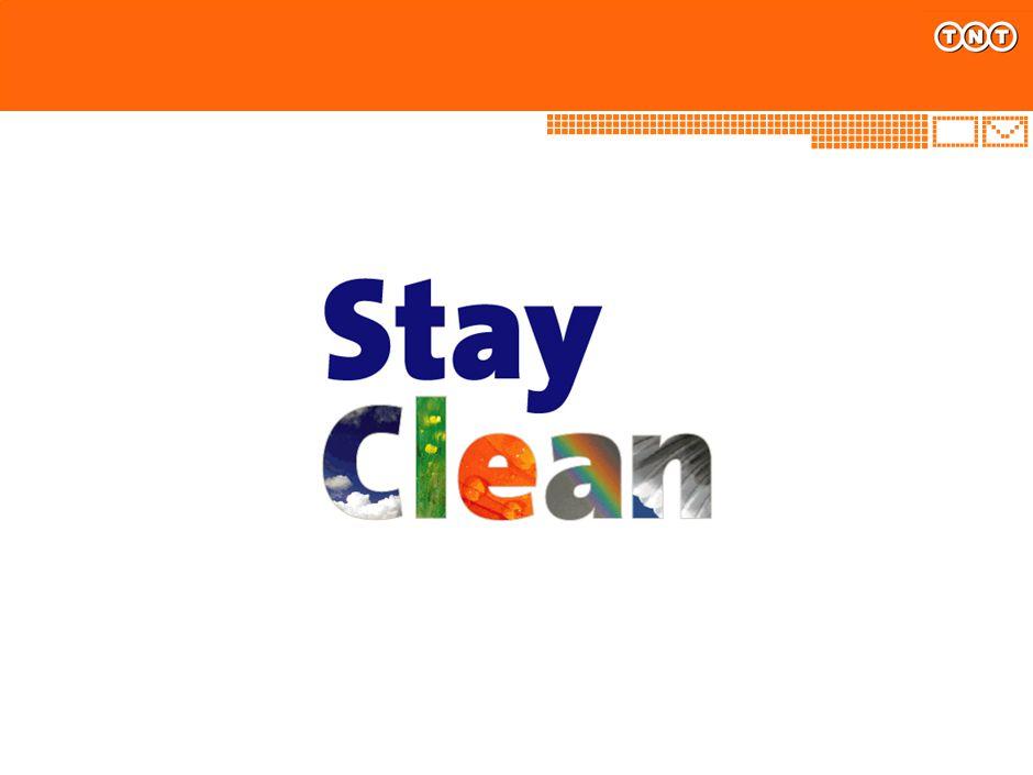 Stay clean Testen meest realistische brandstof en technologie