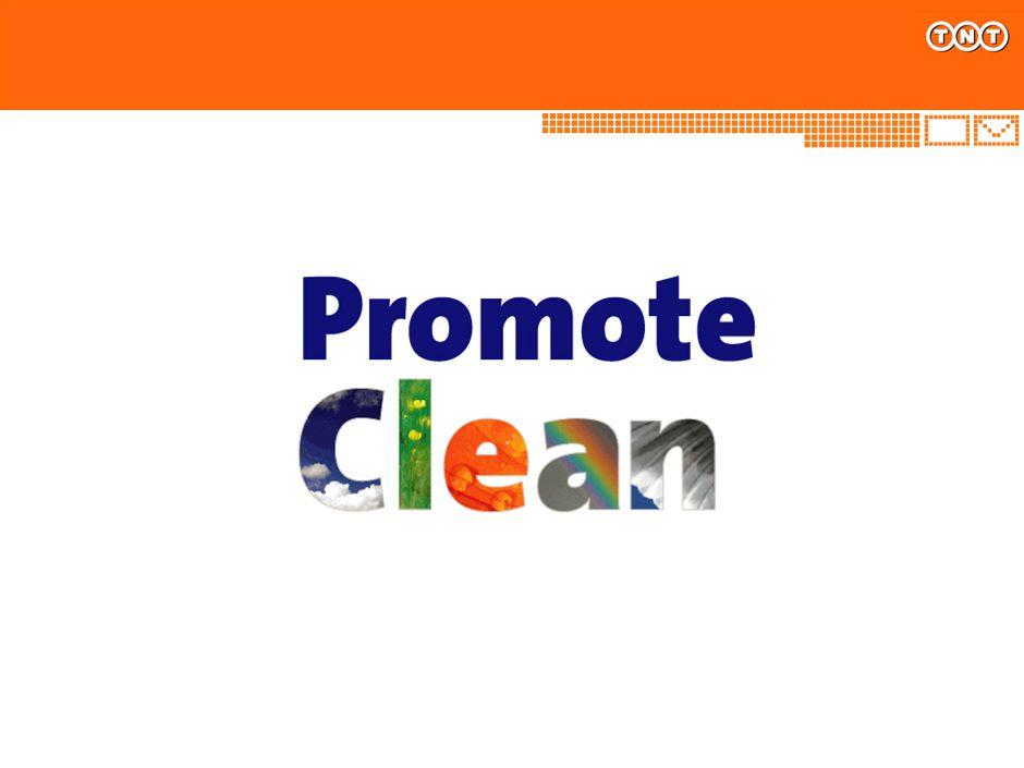 Promote clean Samenwerken met UNEP om 'clean' te promoten