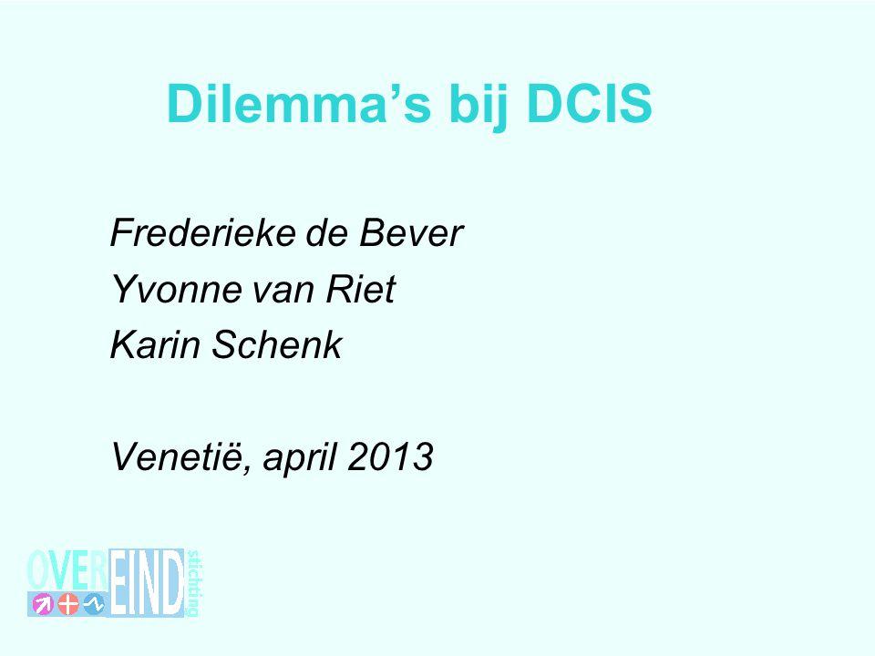 Frederieke de Bever Yvonne van Riet Karin Schenk Venetië, april 2013