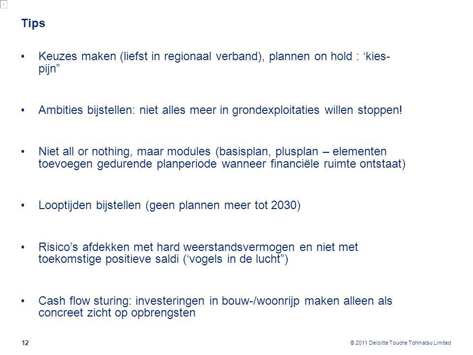 Oplossingsrichtingen: nieuwe samenwerkingsmodellen