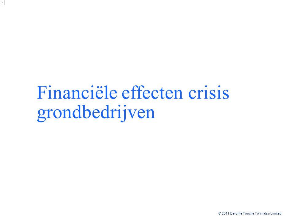 Financiële afhankelijkheid groot door toegenomen omvang en risico's in grondposities...