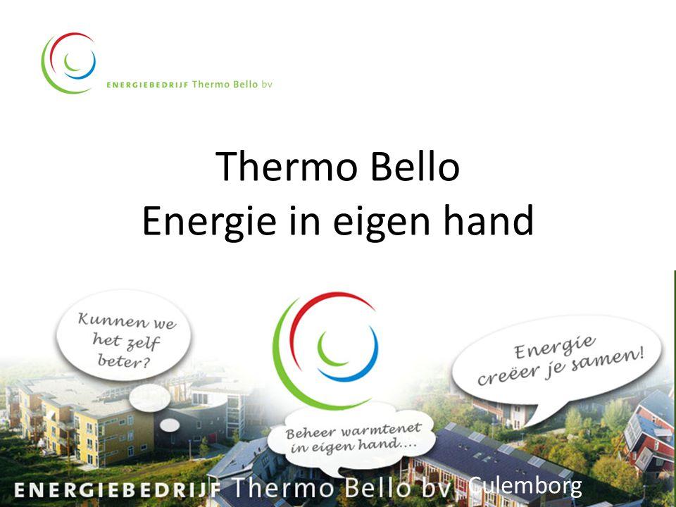 Thermo Bello Energie in eigen hand