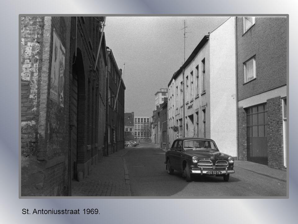 St. Antoniusstraat 1969.