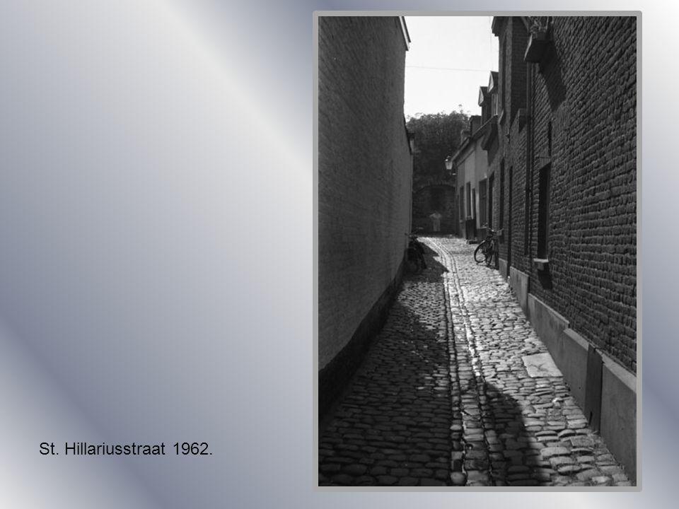 St. Hillariusstraat 1962.