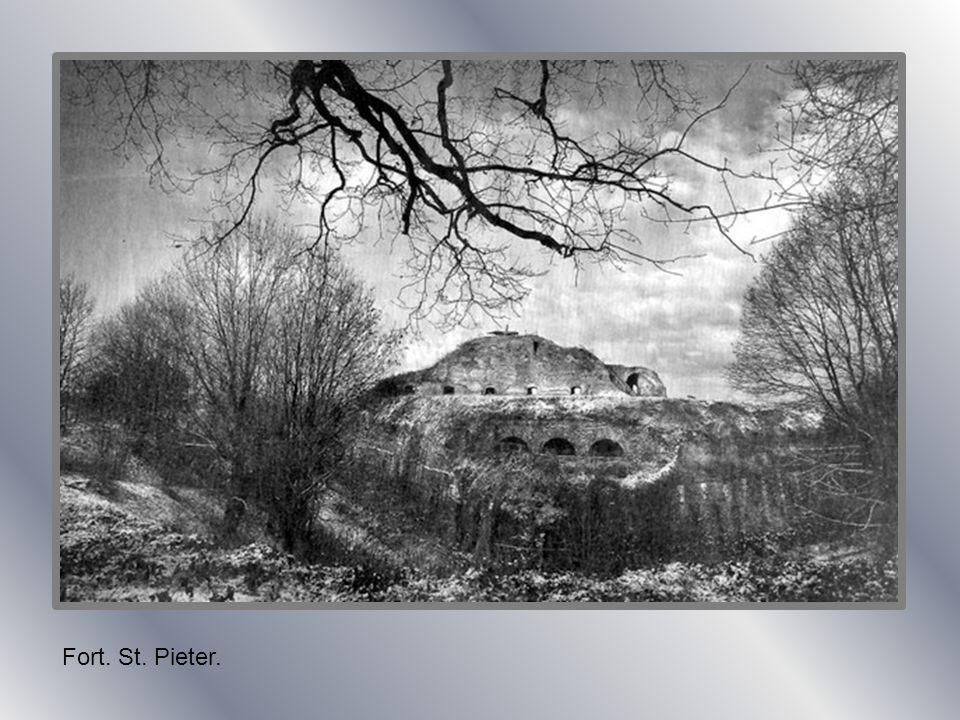 Fort. St. Pieter.