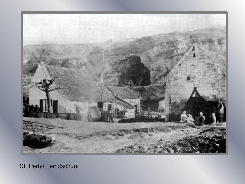 St. Pieter.Tiendschuur.
