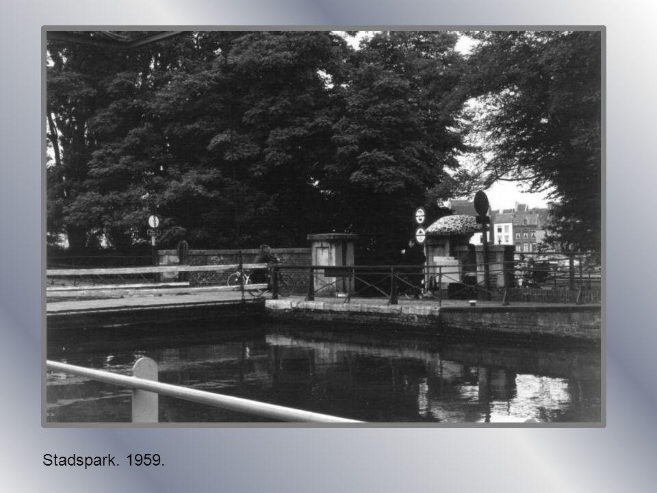Stadspark. 1959.