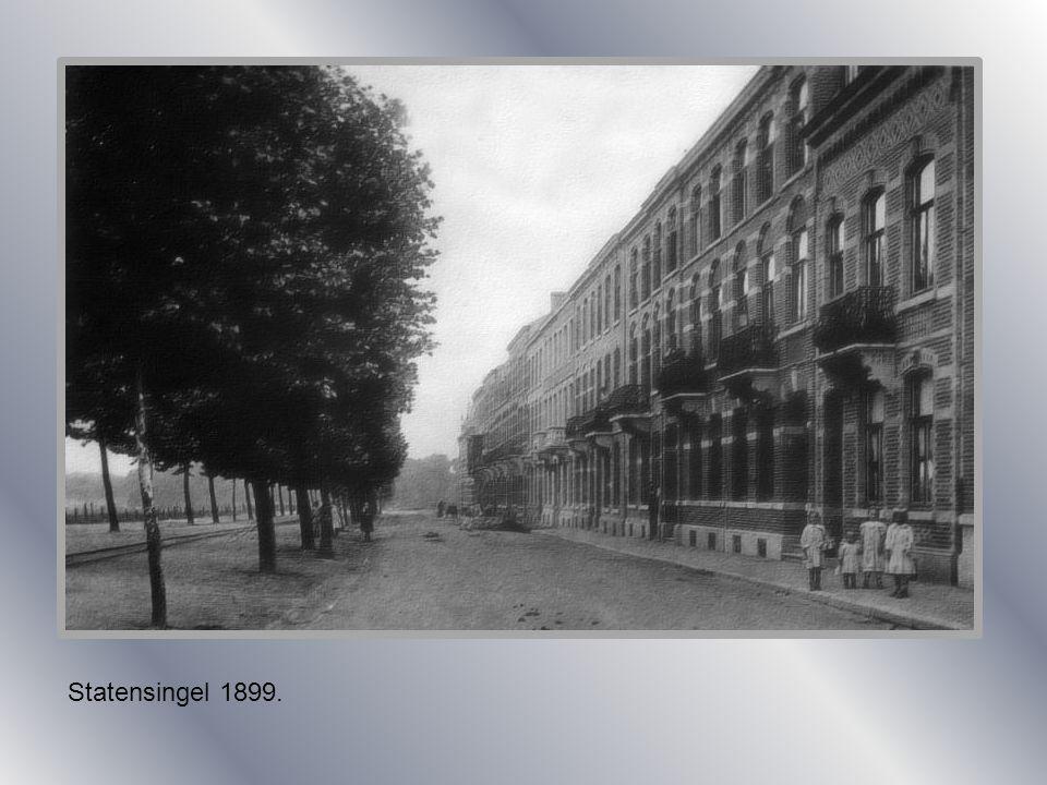 Statensingel 1899.