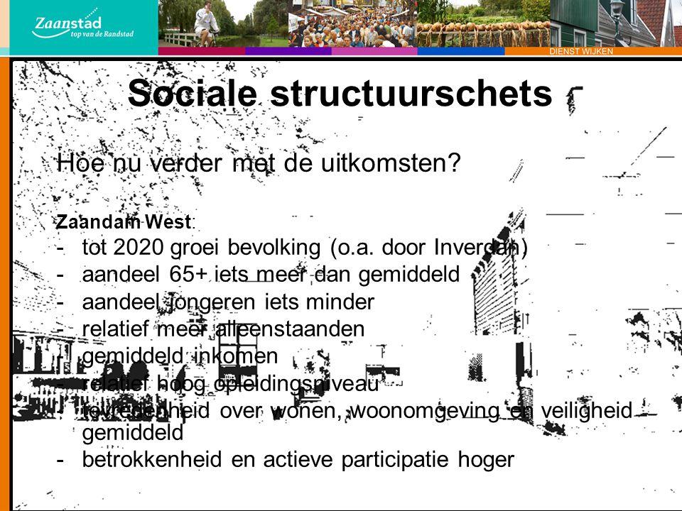 Sociale structuurschets