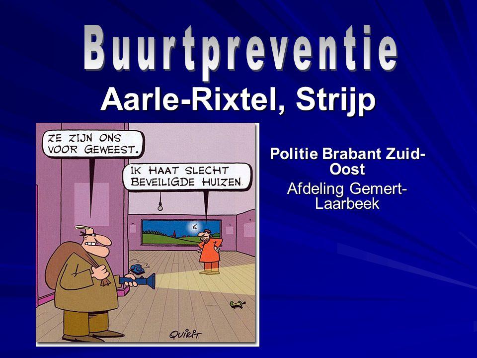 Politie Brabant Zuid-Oost Afdeling Gemert-Laarbeek