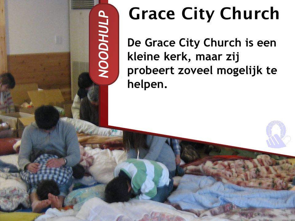 Grace City Church NOODHULP