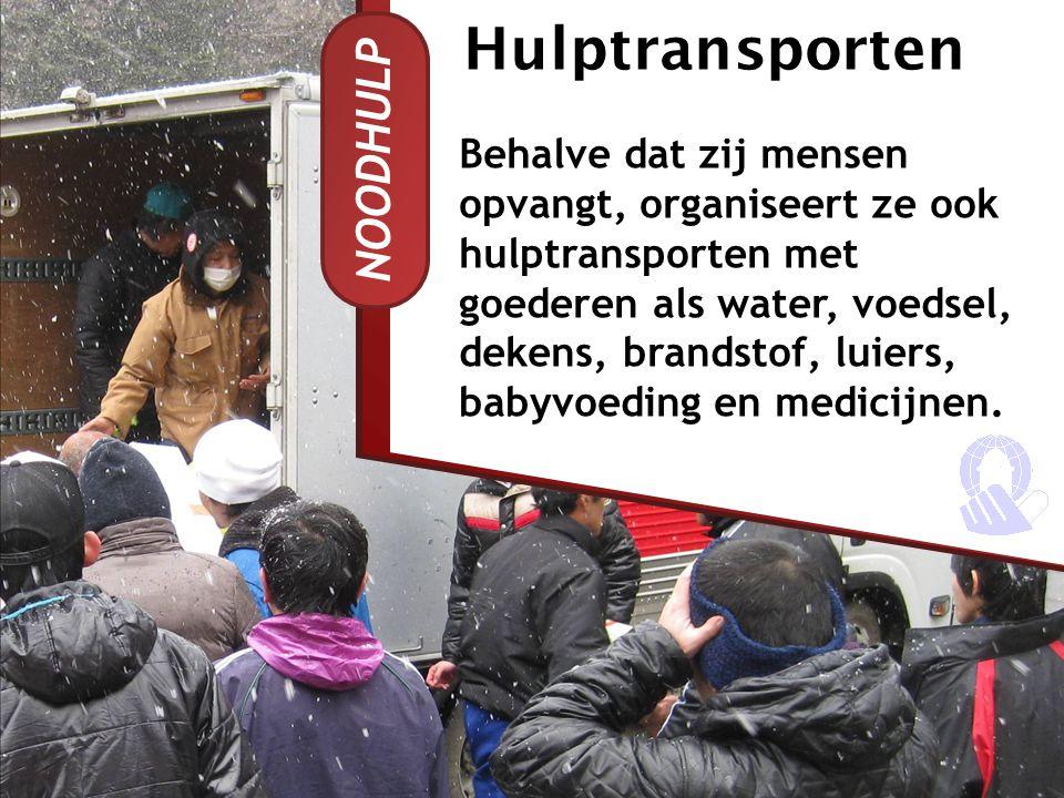 Hulptransporten NOODHULP
