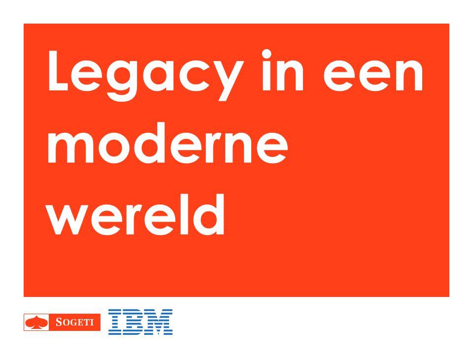 Legacy in een moderne wereld