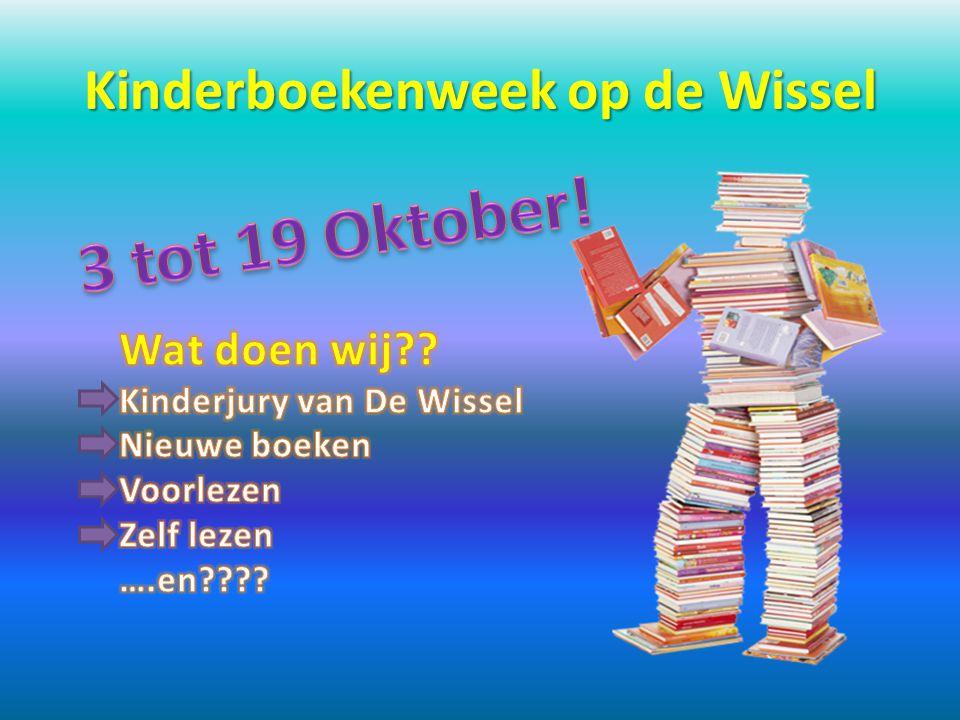 Kinderboekenweek op de Wissel
