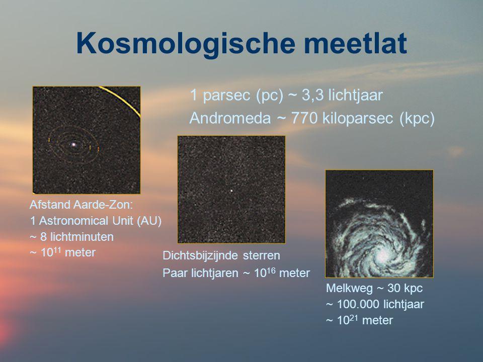Kosmologische meetlat
