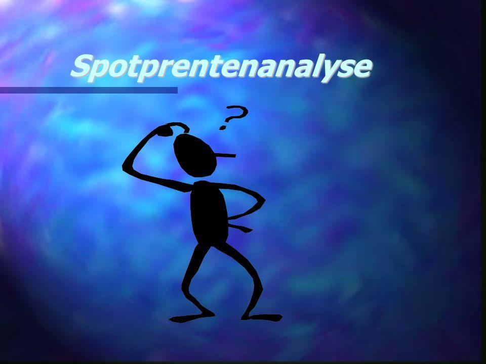 Spotprentenanalyse