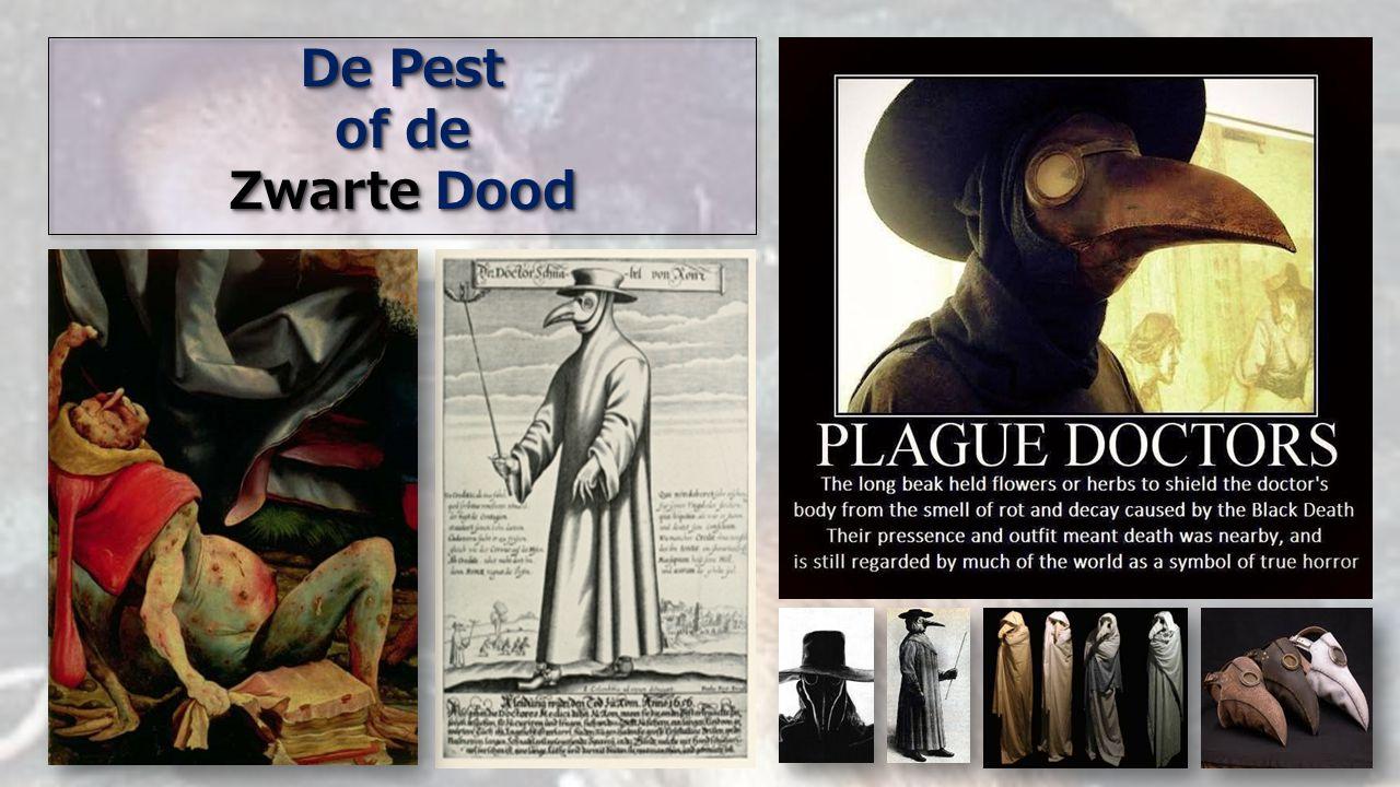 De Pest of de Zwarte Dood