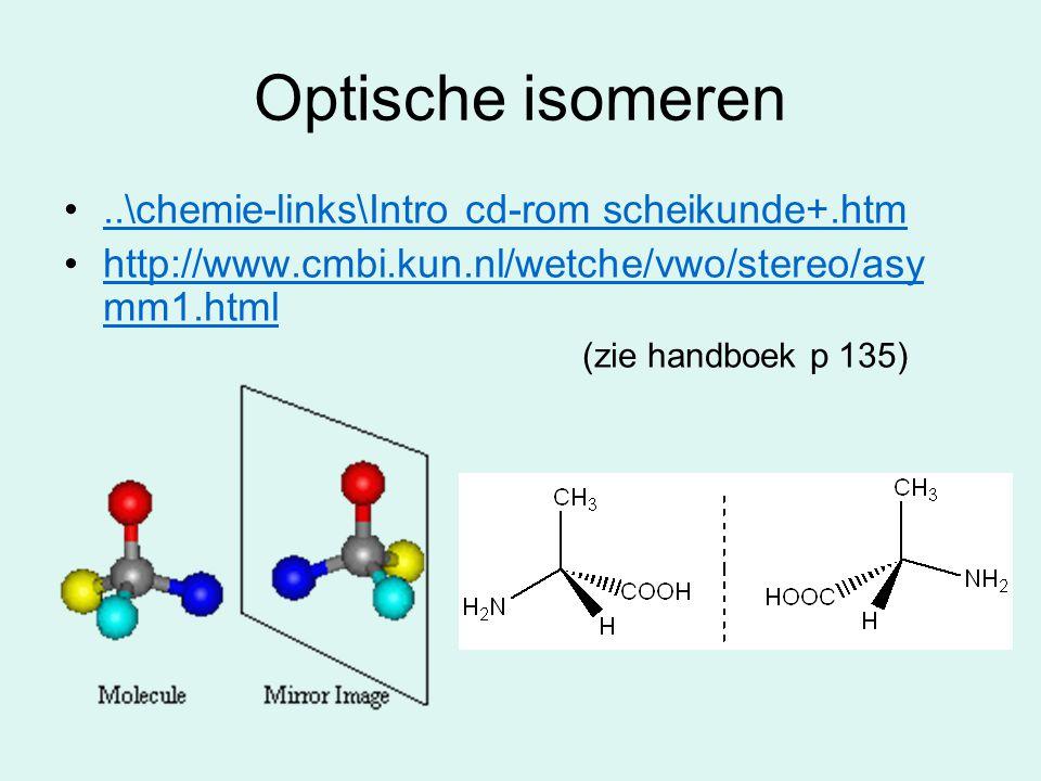 Optische isomeren ..\chemie-links\Intro cd-rom scheikunde+.htm