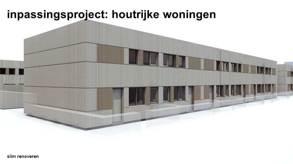 inpassingsproject: houtrijke woningen
