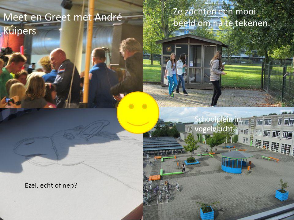 Meet en Greet met André Kuipers