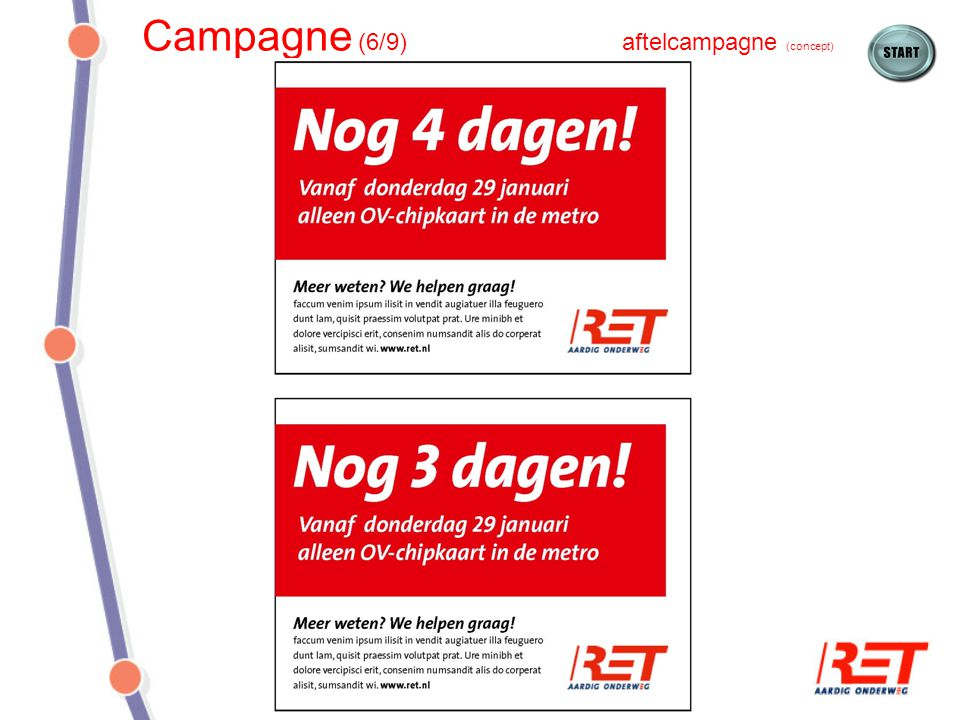Campagne (6/9) aftelcampagne (concept)