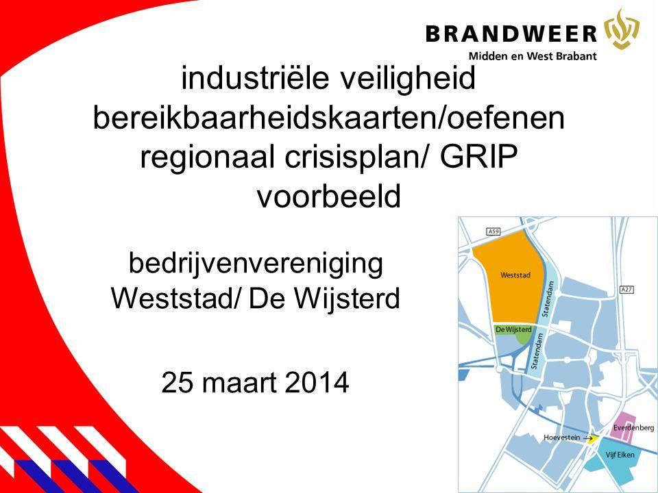 bedrijvenvereniging Weststad/ De Wijsterd 25 maart 2014