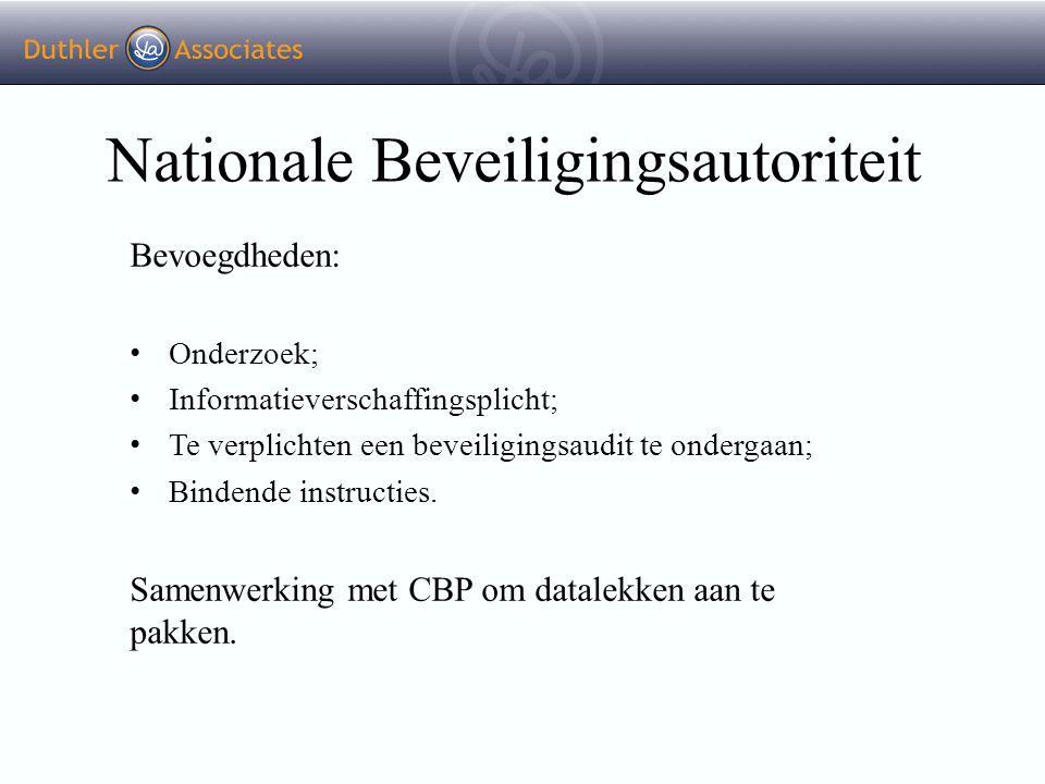 Nationale Beveiligingsautoriteit