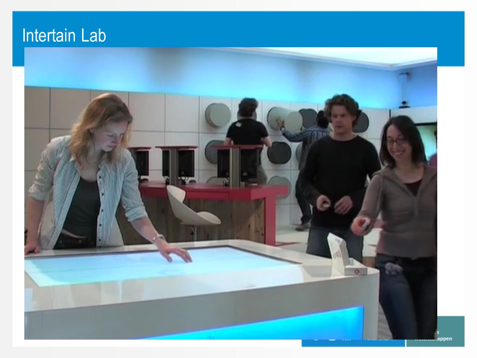 Intertain Lab 6 min