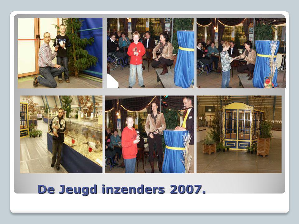De Jeugd inzenders 2007.
