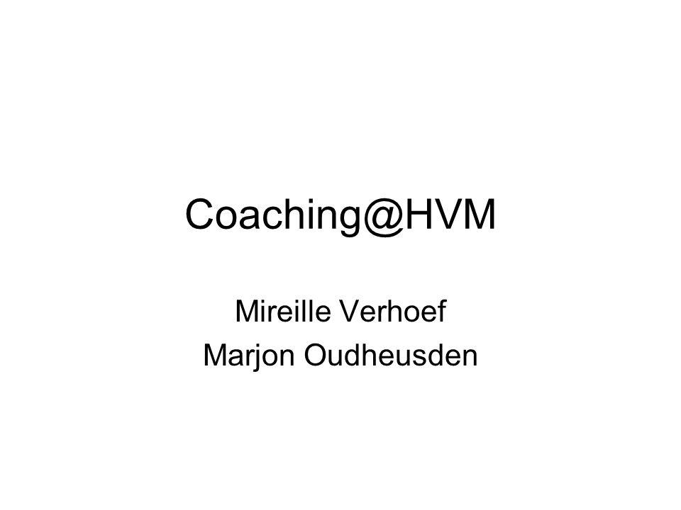 Mireille Verhoef Marjon Oudheusden