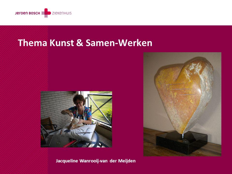 Thema Kunst & Samen-Werken
