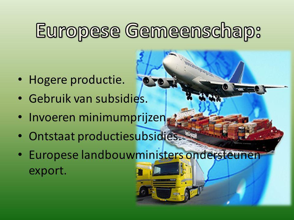 Europese Gemeenschap: