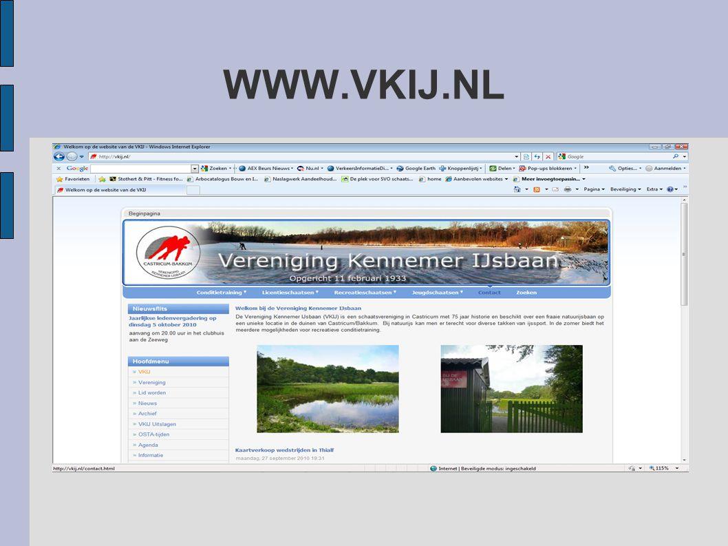 WWW.VKIJ.NL