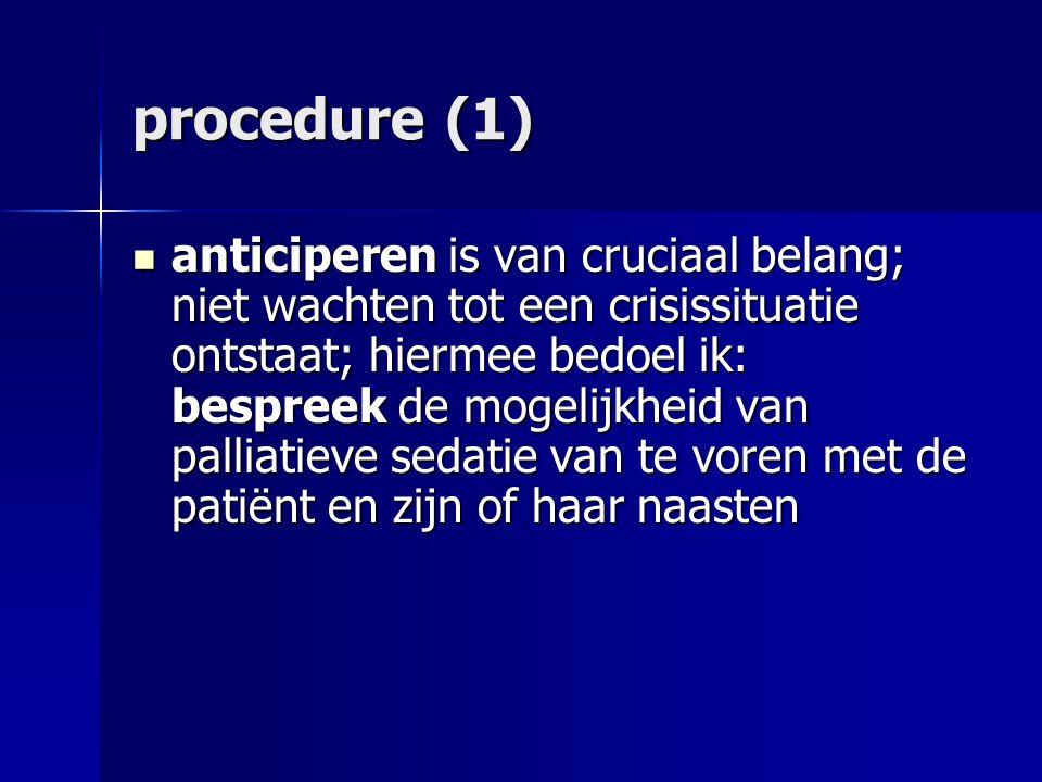 procedure (1)