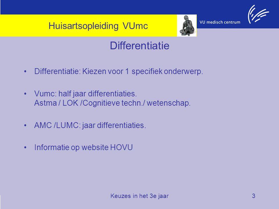 Huisartsopleiding VUmc