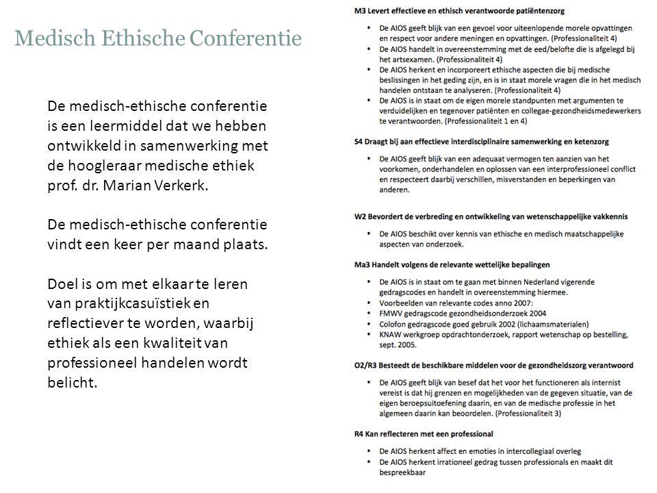Medisch Ethische Conferentie