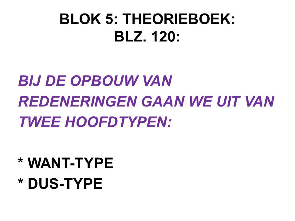 BLOK 5: THEORIEBOEK: BLZ. 120: