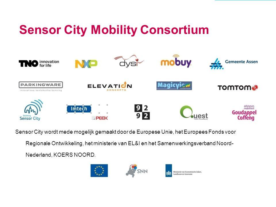 Sensor City Mobility Consortium