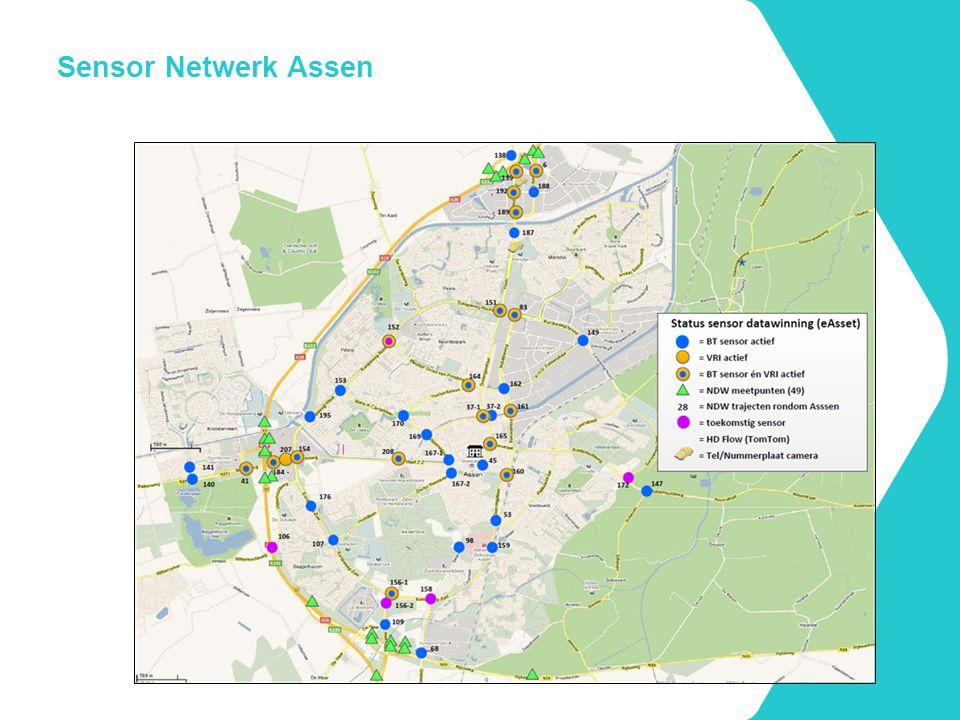 Sensor Netwerk Assen