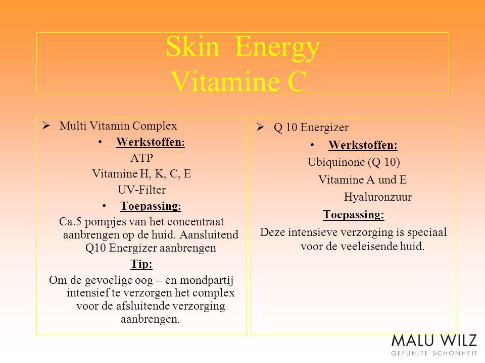 Deze intensieve verzorging is speciaal voor de veeleisende huid.