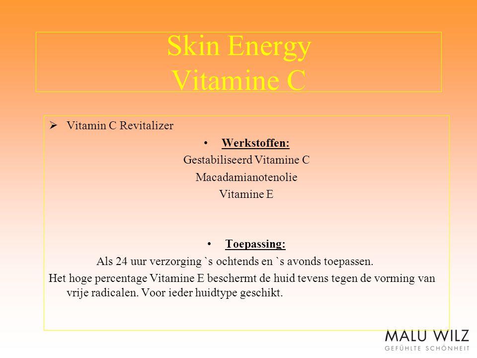 Gestabiliseerd Vitamine C