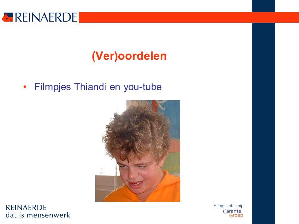 (Ver)oordelen Filmpjes Thiandi en you-tube