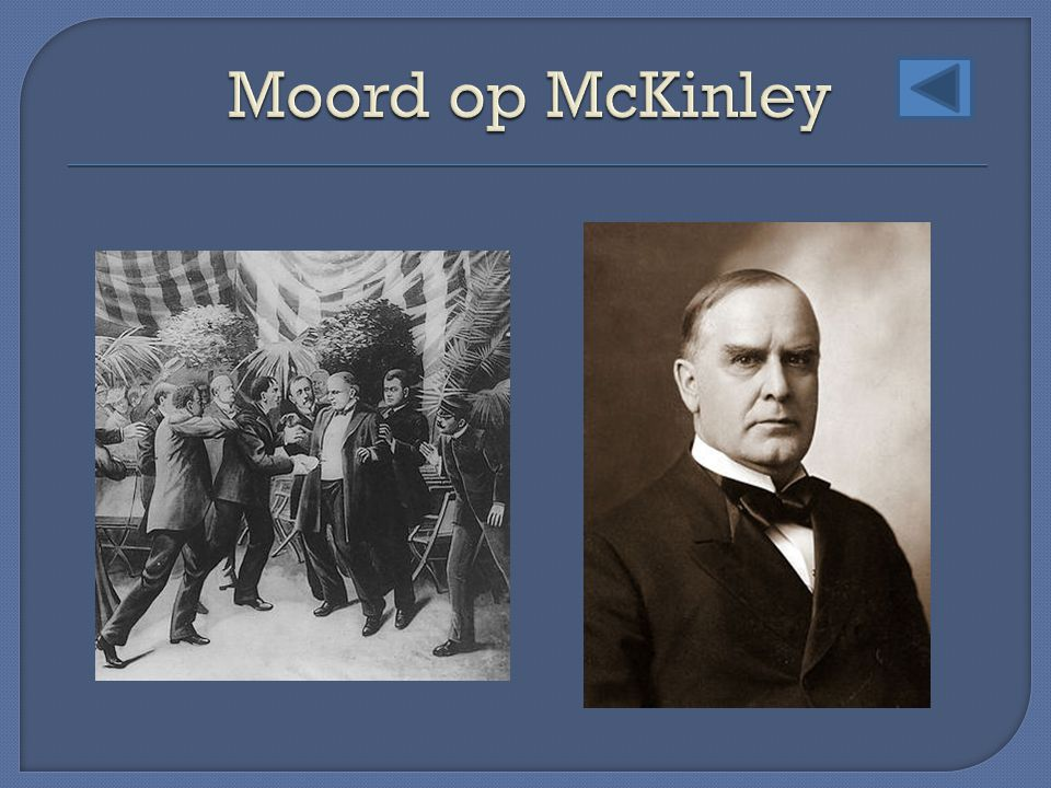 Moord op McKinley