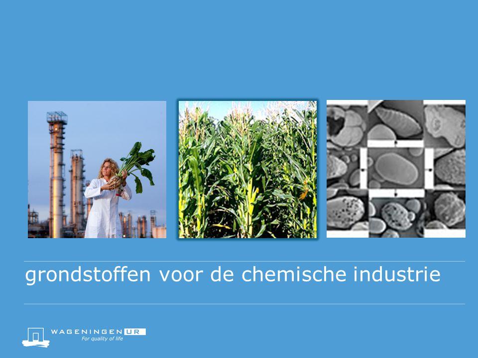 grondstoffen voor de chemische industrie