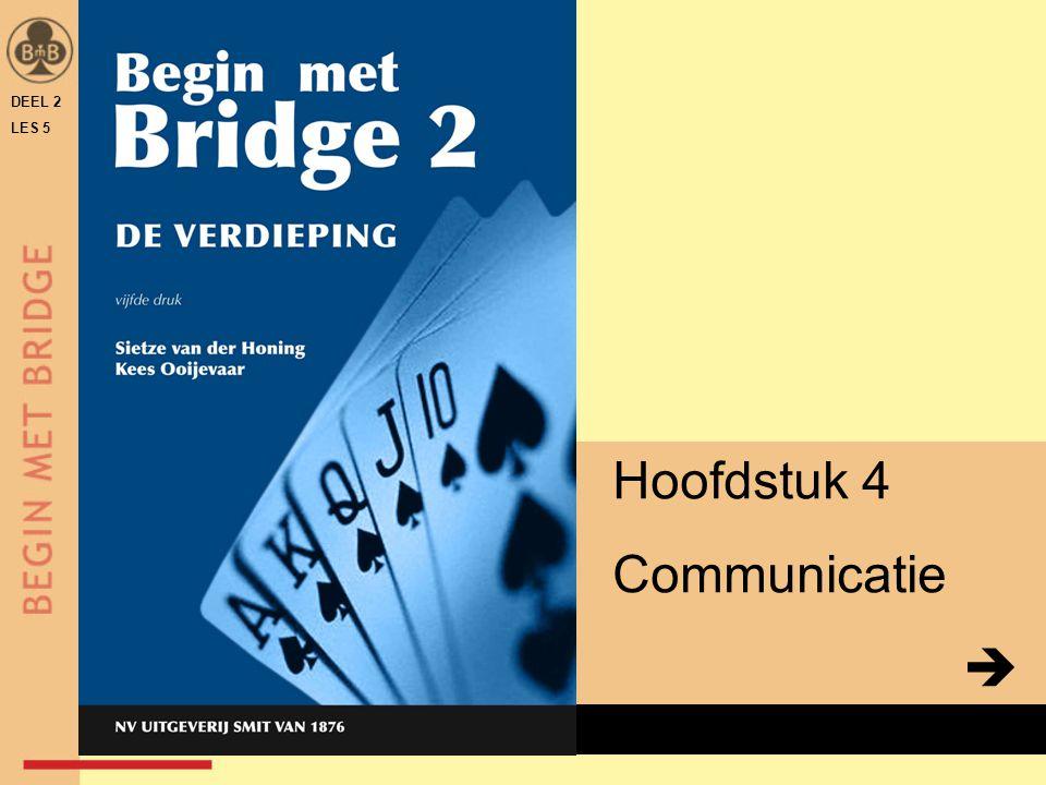 DEEL 2 LES 5 Hoofdstuk 4 Communicatie  x