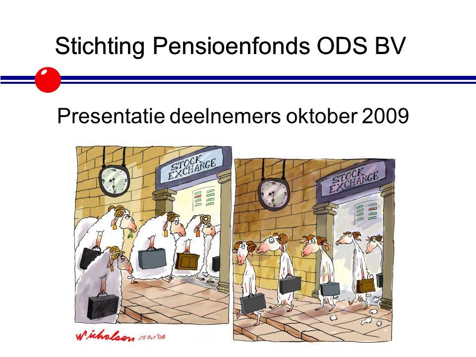 Stichting Pensioenfonds ODS BV Stichting Pensioenfonds ODS BV