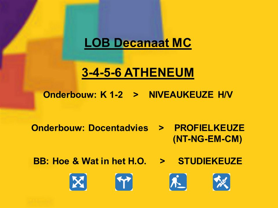 LOB Decanaat MC 3-4-5-6 ATHENEUM